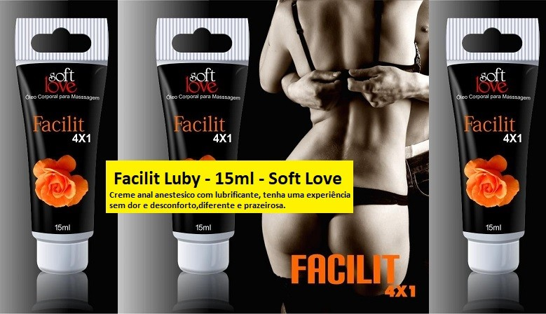 Facilit Luby - 15ml - Soft Love