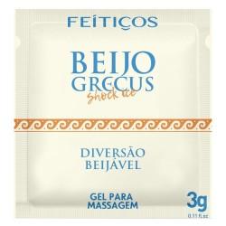 BEIJO GREGUS SHOCK ICE 3G FEITIÇOS