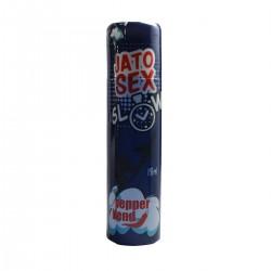 JATO SEX SLOW GEL COMESTÍVEL RETARDANTE 18ML PEPPER BLEND