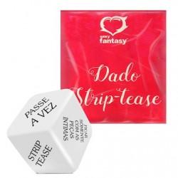 Dado Strip Tease Sexy Fantasy