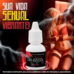 Gota Shock Aroma 10ml La Pimienta