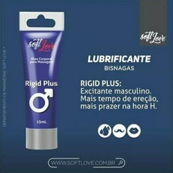 Rigid Plus Bisnaga 15ml Soft Love
