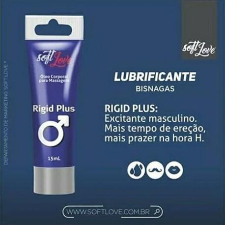 Rigid Plus Bisnaga 15ml Soft Love