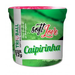 SOFT BALL TRIBALL CAIPIRINHA 12G 03 UNIDADES SOFT LOVE