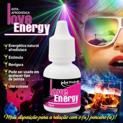 Love Energy Gotas 10ml La Pimienta
