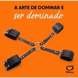 ALGEMA MÃOS E PERNAS SEXY FANTASY